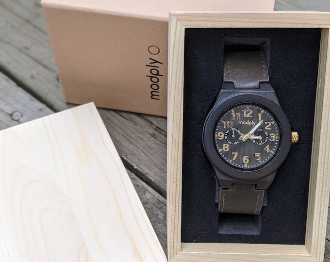 Wood Watch For Men, Men Watch, Wood Watch, Secret Santa Gift, Personalized Watch, Wrist Watch, Mens Wood Watch, Wood Watch Men Gift