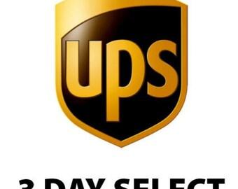 Modply Upgrade to UPS 3 Day Select