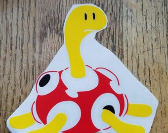 Shuckle Vinyl sticker