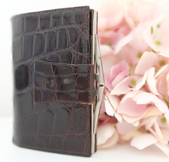 Wallet Leather purse Leather wallet Audrey Hepburn