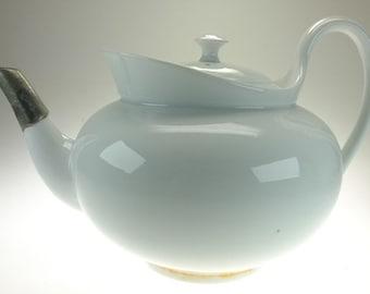 Pot teapot Meissen porcelain