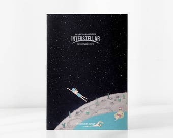 Interstellar | Swimming