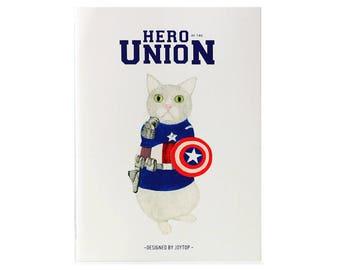 Hero of the Union | Captain AmeriCat