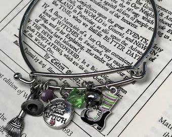 Good Witch Charm Bracelet