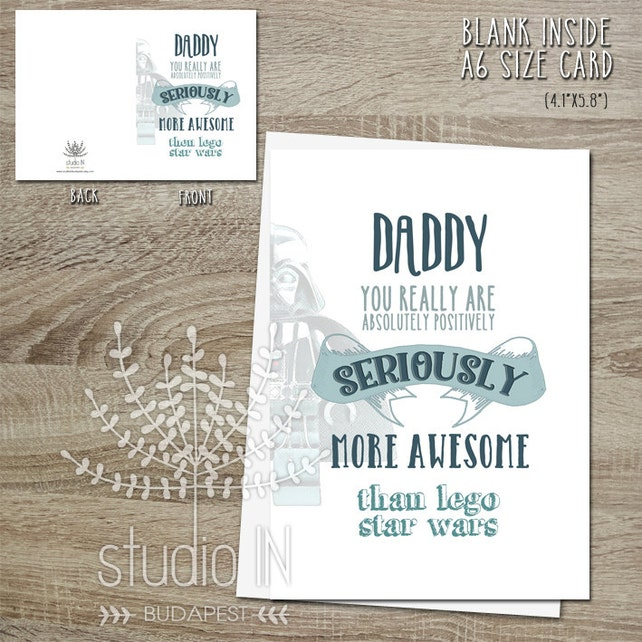 funny father's day card, card for fathers day, dad card, fathers day greeting card, gift for dad