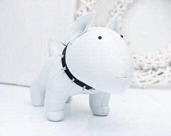 Mr. White the English Bull Terrier   Bull Terrier Gifts