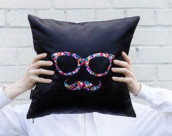 Hipster Pillow Case