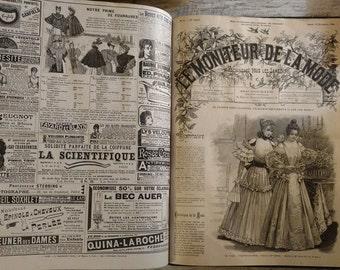 Le Moniteur de La Mode - 1894