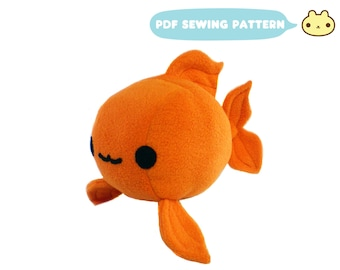 Goldfish Orange Cotton Twill Tape approximately 25mm wide Hand Dyed