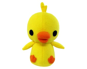 Duck Sewing Pattern - Instant Download