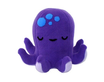 Octopus Plushie, Stuffed Octopus Toy, Plushie Octopus, Kawaii Cute Toy, Stuffed Sea Animal Toy, Baby Soft Toy, Sealife Toy, Octopus Stufie