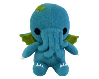 Cthulhu Softie Sewing Pattern - Instant Download