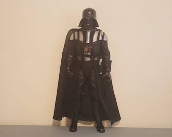 Large darth Vader action figure star wars 20 inches tall