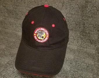Vintage fishing hat  a12a391dd79d