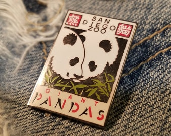 San diego zoo pin | Etsy