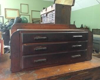 Desk or Dresser Top Cabinet