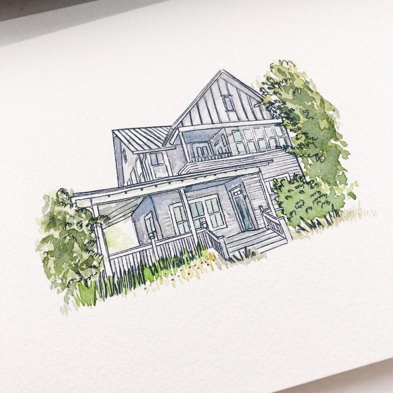 Custom House Portrait image 3