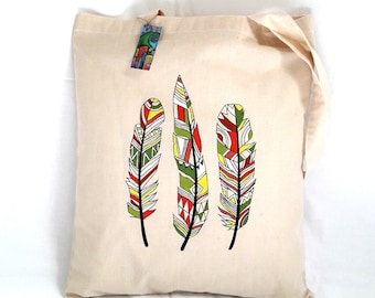 hippie bag, boho bag, bohemian bag, tote bag, handmade bag, reusable grocery bag, holiday bag, hippie gift, boho style, unique gift idea