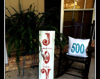 rustic faux wood holiday sign faux wood joy sign holiday porch decor christmas decoraton outdoor christmas decoration peace love joy - Peace Outdoor Christmas Decorations