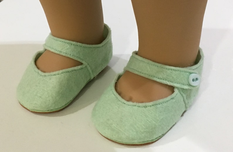 ce7779a61523d Mary Jane Shoe pattern made to fit 18