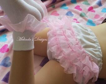 0e8e571f548a Sock Fancy Pants Set Baby Socks Diaper Covers Infant Socks Ruffled Socks  Baby Bloomers Fancy Panties Frilly Socks Girl s Panties