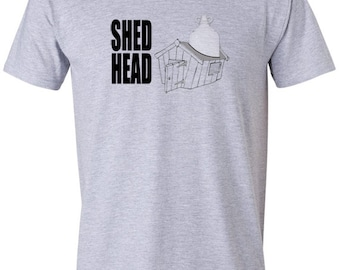 Home brew t shirt, shed head t shirt, brewer shirts, demijohn, home brewing, brewery tee, wine making, gifts for men, craft beer making,