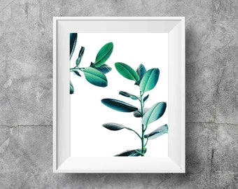 Planty Plants 8x10 Print | Digital Download Home decor gift