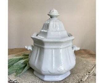 IOWA /& ILLINOIS Ceramic Thimble QUAD CITIES