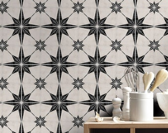 Kitchen Tile Decal Etsy