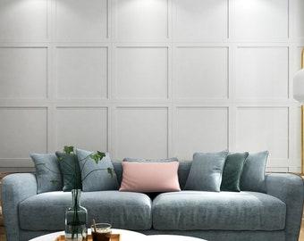 3D Wall Panels, Wall Decor Panels, Room Wall Decor, Mid Century Modern, Wall Hanging Decor - SKU:BORD