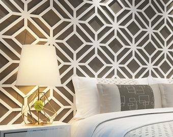 3D Wall Panels - Wall Panels - Wall Paneling - Paneling - Panele 3D - Decorative Wall Panels - 3D Tiles - Modern - SKU:3WPM3DP