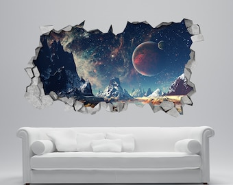 3d wall art etsy