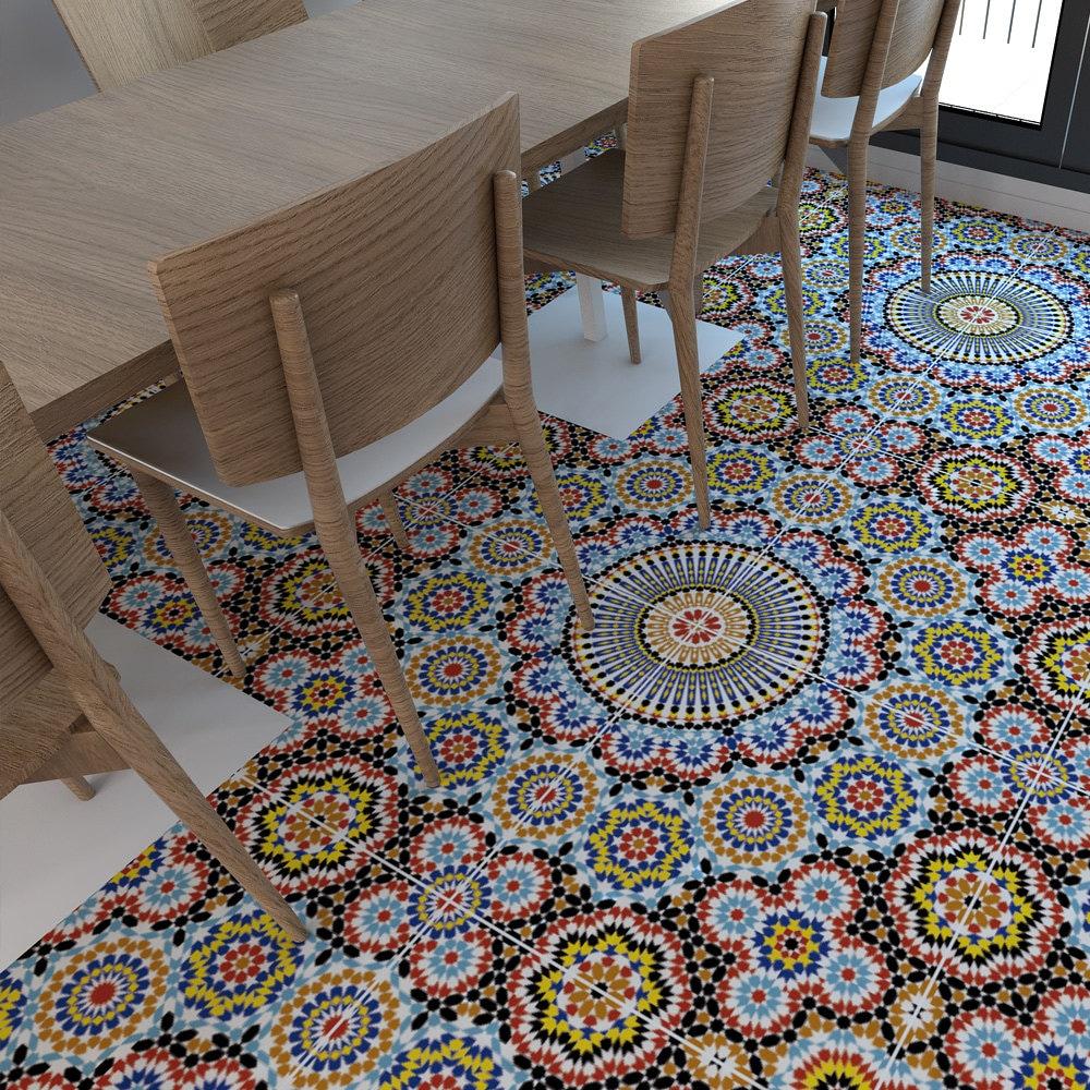 Carrelage Adhsif Vinyl Flooring Floor Tile Stickers Etsy