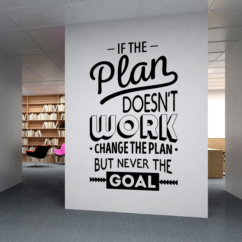 Corporate Office Supplies Wall Art Decor