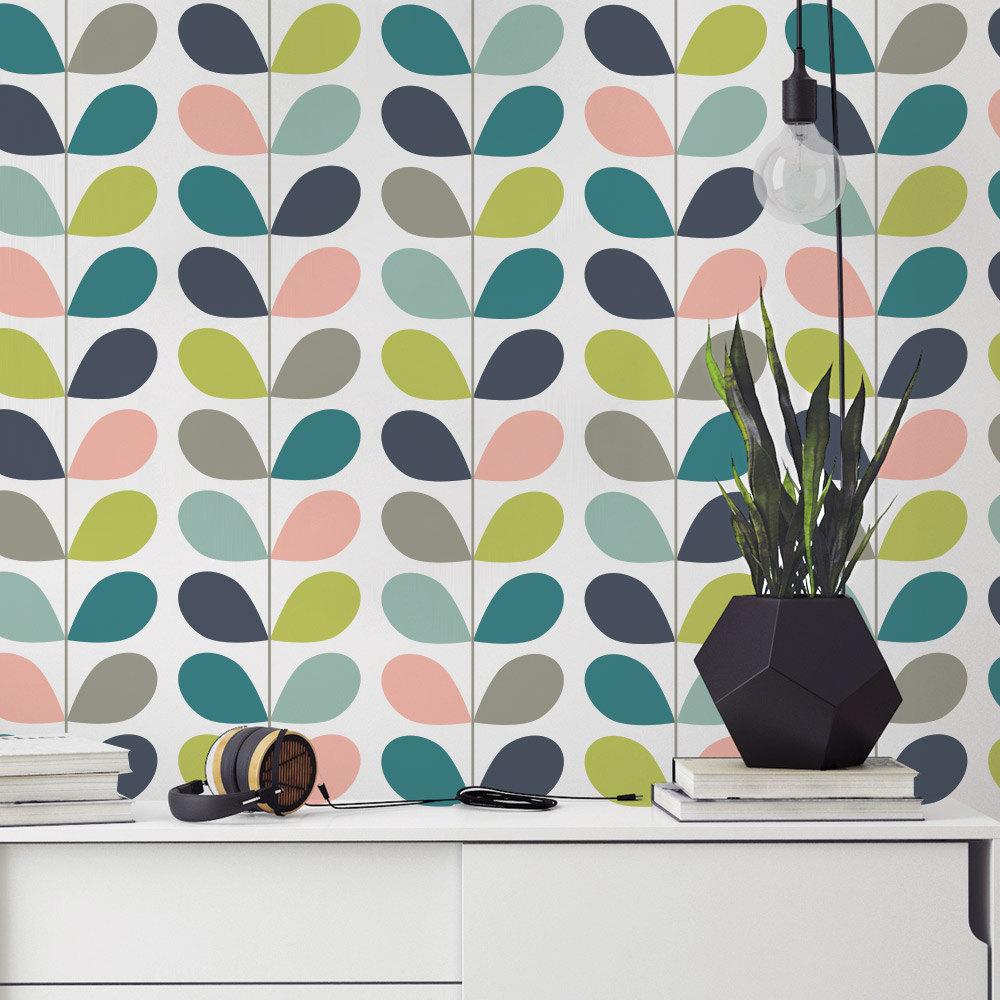 papier peint papier peint amovible tissu adh sif etsy. Black Bedroom Furniture Sets. Home Design Ideas