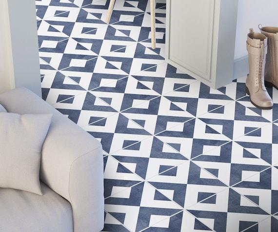 Top Vloertegels Tegels Floor Vinyl tegel Stickers badkamer | Etsy &ZO89