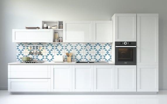 Adesivi per piastrelle cucina , rinnovare la tua cucina - Antwerp- SKU:RT18