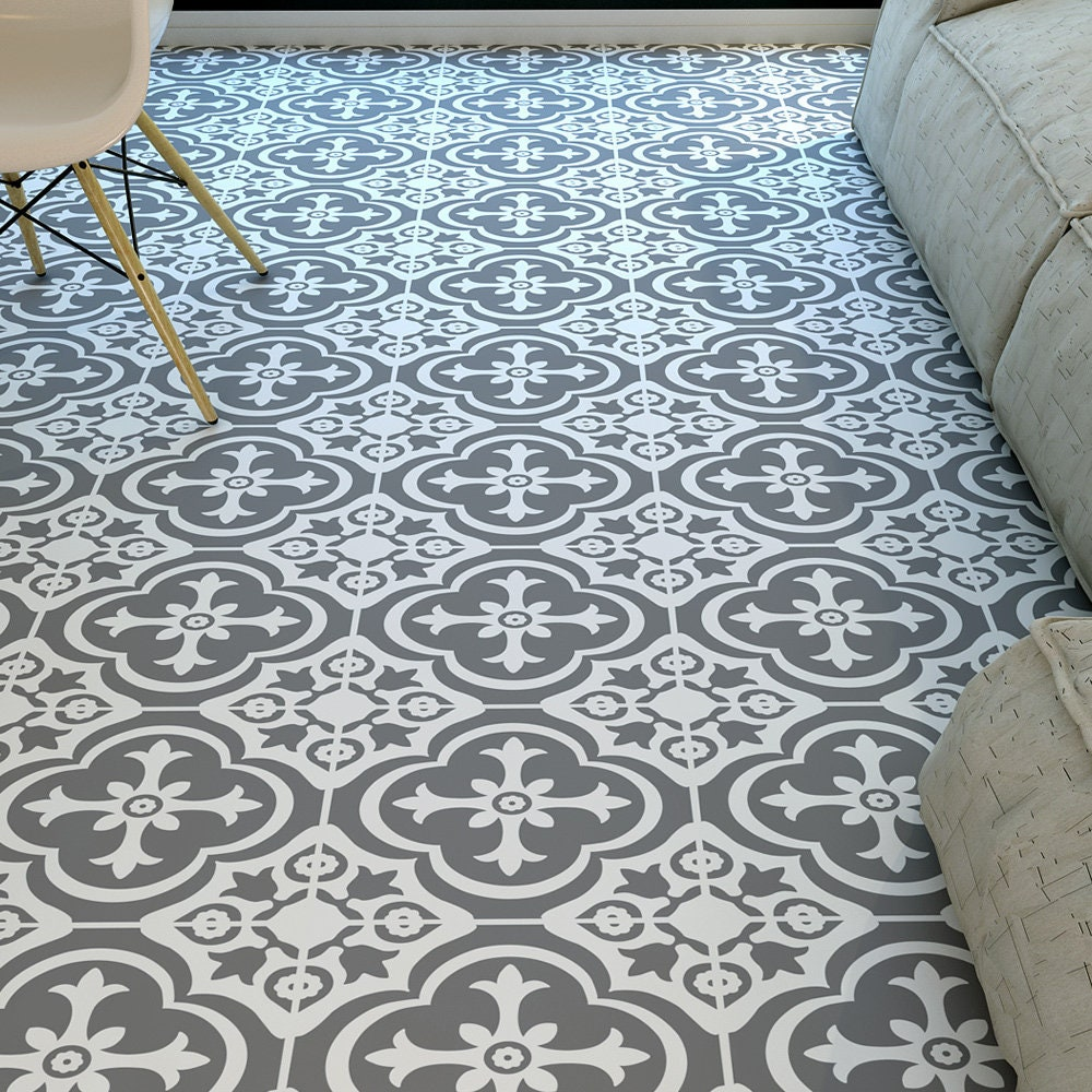 Home Decor Carrelage Adhsif Vinyl Floor Vinyl Flooring Etsy
