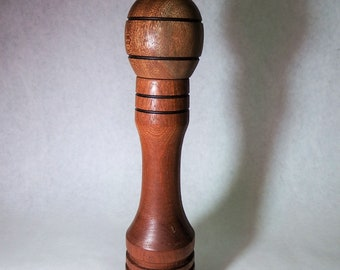 Mahogany Peppermill/ 10 inch Pepper Grinder
