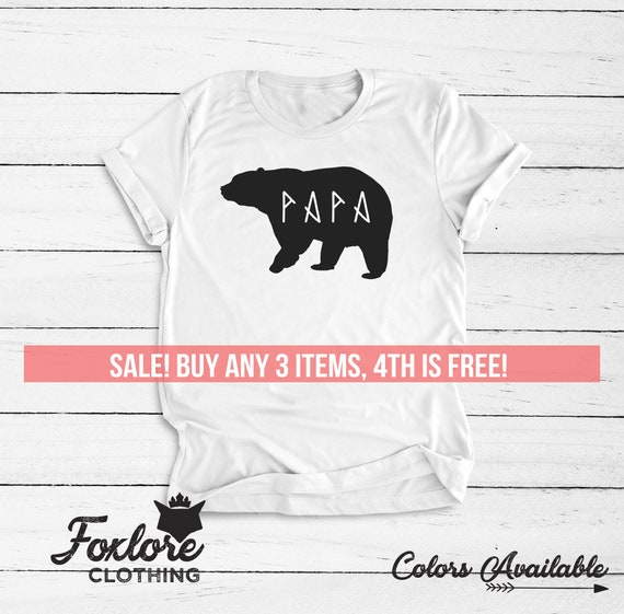 Bear With Me WOMENS T-SHIRT Fashion Grizzly Cute Animal Funny Gift birthday
