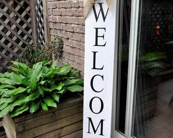 Welcome. Door Greeter.
