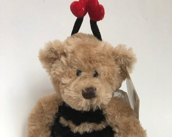 f95ef5f49 Ganz, Sweet Bee, with tags collectible plush bee bear