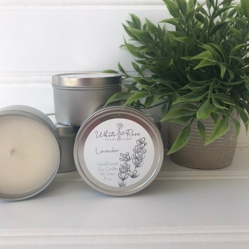 Lavender Scented Candles Soy Scented Candles Aromatherapy Lavender Scented Tart Melts Lavender Lavender Scent