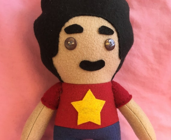 Steven Universe Fleece Plush Doll Etsy