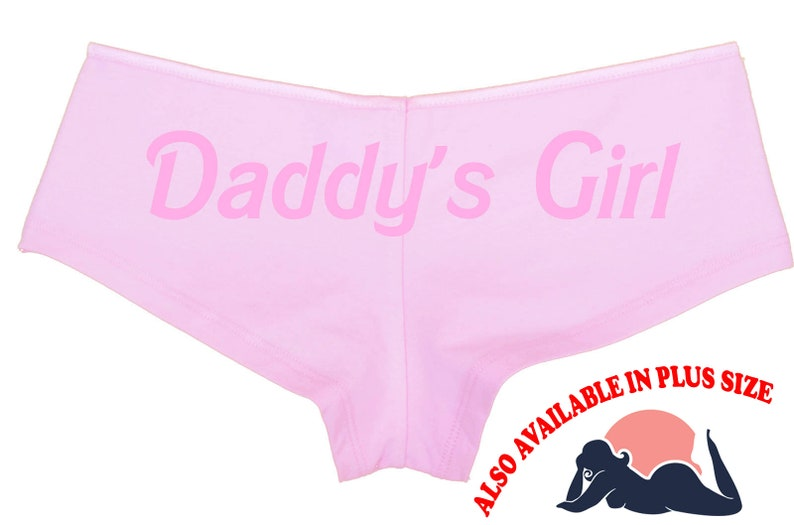4df572772 DADDY S GIRL 2 owned slave Pink boy short panty Panties
