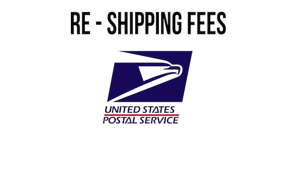 Re-shipping fees