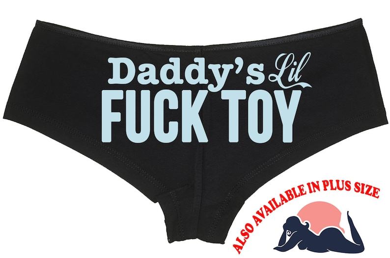 155234ed6bd2 DADDY'S LITTLE FK TOY owned slave boy short panties | Etsy
