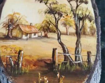 oil paintings vintage etsy au