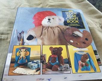 Livre de métier d'ours en peluche 1991