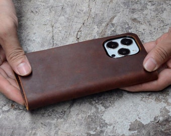 Leather Wallet iphone 13 pro max Case , Leather iphone 13 Case,Leather  iphone 13 pro  leather , iphone 13 mini Leather Wallet Case